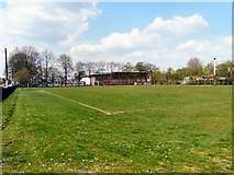 SJ9297 : Oxford Park Playing Fields by Gerald England