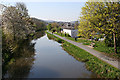 NT2371 : Union Canal at Merchiston by Anne Burgess