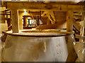 SJ8476 : Millstone, Nether Alderley Mill by David Dixon