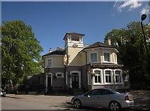 TQ3472 : Dulwich Wood House by Derek Harper