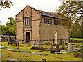 SJ8476 : Stanley Mausoleum, St Mary's Churchyard by David Dixon