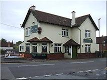 ST6288 : The Cross Hands pub, Alveston by JThomas