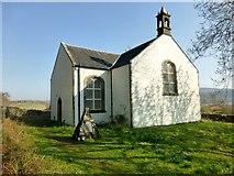 NM4339 : Ulva Parish Church by Rude Health