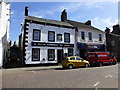 NY0028 : Commercial Inn / William Hill, Workington by Kenneth  Allen