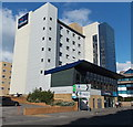 SU9779 : Travelodge, Landmark Place, Slough by Jaggery