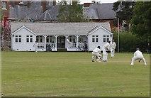 SU5985 : At the wicket by Bill Nicholls