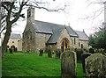 NU1300 : The church of St Mary the Virgin, Longframlington, Northumberland by Derek Voller