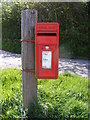 TM3887 : Took Common Postbox by Adrian Cable