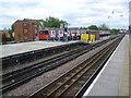 TQ3983 : West Ham station by Marathon