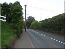 SS9612 : Blundell's Road, Tiverton by JThomas
