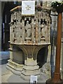 NZ2464 : The Pulpit,  St Nicholas Cathedral,  Newcastle upon Tyne by Derek Voller