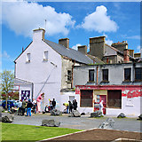 J5081 : Dilapidated buildings, Bangor by Rossographer