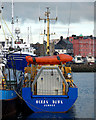 J5082 : The 'Ocean Dawn' at Bangor by Rossographer