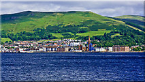 NS2059 : The town of Largs by danny kearney