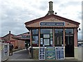 SS9746 : Booking Office, Minehead Station by Robin Drayton