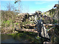 SU5571 : Remains of a Mill by Des Blenkinsopp