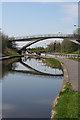 NT1970 : Greenways Bridge by Anne Burgess