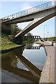 NT1970 : Union Canal Footbridges by Anne Burgess