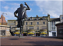 SD4364 : The Kings Arms, Morecambe by Ian Taylor