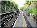 TQ3260 : Riddlesdown railway station, Greater London by Nigel Thompson