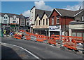 ST1599 : Town centre regeneration, Bargoed by Jaggery