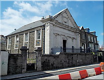 ST1599 : Police Court, Bargoed by Jaggery
