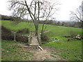 SP0329 : The Cotswold Way towards Puck Pit Lane by Ian S