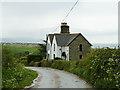 SW6041 : Cottages, Gwealavellen by Robin Webster