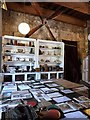 NU0625 : Interior rooms of Chillingham Castle 10 by Derek Voller