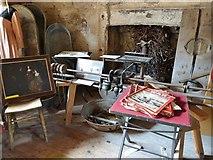 NU0625 : Interior rooms at Chillingham Castle 8 by Derek Voller