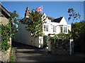 SX9272 : Ringmore House, Brook Lane, Ringmore by Robin Stott