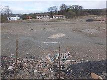 NS3977 : Dalquhurn Point by Barbara Carr