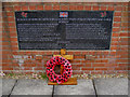TM3989 : Memorial to the crew of a B24 by Adrian Cable