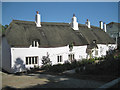 SX9271 : Pear Tree Cottage, Higher Ringmore Road, Ringmore by Robin Stott