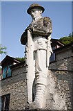 SO2160 : New Radnor War Memorial by Philip Halling