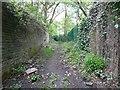 SE0523 : Syke Lane by Humphrey Bolton