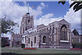 TL7006 : Chelmsford Cathedral by Christopher Hilton
