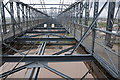 ST3186 : On the Newport Transporter Bridge by Philip Halling