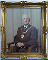 H4673 : Portrait, Harold McCauley by Kenneth  Allen