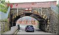 J0153 : The Annagh (railway) bridge, Portadown (2) by Albert Bridge