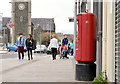 J0153 : Pillar box, Portadown by Albert Bridge