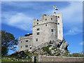 SM8821 : Roch Castle by Peter Wood