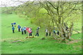SO4691 : Queueing for the stile by Graham Horn