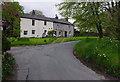 NY2223 : Cottages, Braithwaite by Ian Taylor