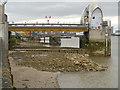 TQ4179 : The Thames Barrier by David Dixon