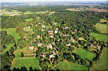 SP4802 : Boars Hill, Oxford by Dave Price