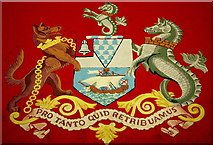 J3374 : Coat of Arms, Belfast City Hall by Rossographer