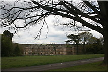 NZ1758 : Gibside Hall by Graham Hogg