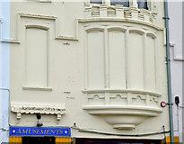 J5081 : Derelict buildings, Queen's Parade, Bangor (2013-1) by Albert Bridge