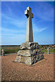NT8837 : Flodden battlefield monument by Mike Searle